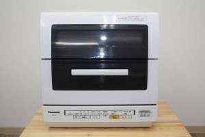 ◆Panasonic(パナソニック)◆食器洗い乾燥機◆W550xH564xD343mm◆エコナビ搭載◆NP-TY8◆2015年製