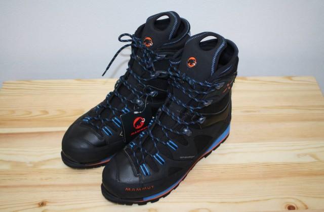 【新品未使用】MAMMUT◆マムート◆Eiswand GTX◆エイスワイド◆29㎝(UK10.5)◆ウィンターマウンテンブーツ◆登山靴◆アイスクライミング