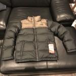 Sサイズノースフェイスヌプシダウンジャケット海外正規購入新品未使用自宅保管
