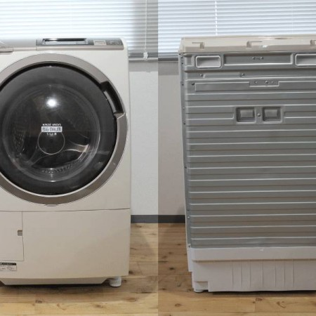 ドラム洗濯機広島
