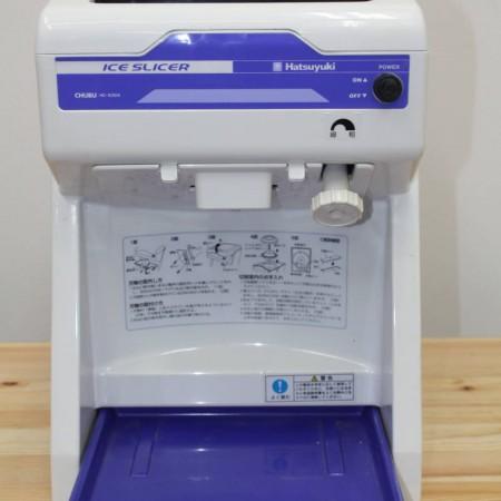 ◆かき氷機◆キューブアイススライサー◆初雪 HC-S32A◆業務用かき氷機◆2013年製◆美品