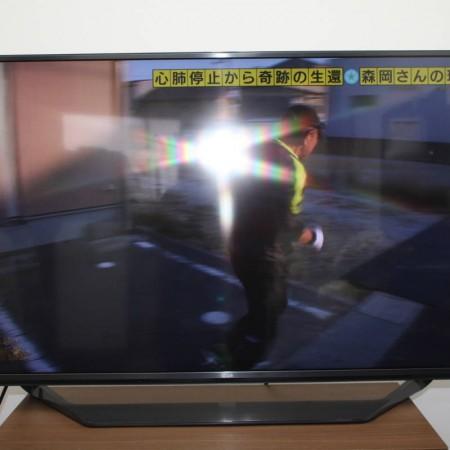 ◆LGエレクトロニクス◆4Kテレビ◆webOS 2.0搭載◆49V型◆49UF7710◆2016年製◆美品