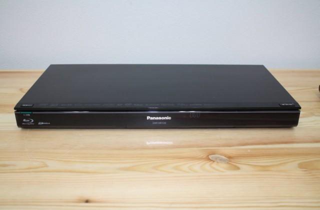 ◆Panasonic(パナソニック)HDD搭載ハイビジョンブルーレイディスクレコーダー