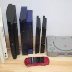 ◆PlayStation ハード7台まとめ売り◆PS 1台◆PS2 3台◆PS3 2台◆PSP 1台◆ジャンク◆動作未確認『1円スタート』