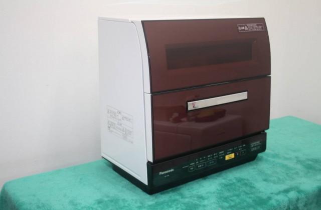 パナソニック Panasonic 6人用 食器洗い乾燥機 エコナビ NP-TR8 2016年製