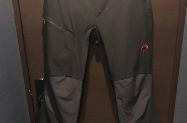 マムートドライスキンパンツEU:D46 ASIA S scholler Switzerland 参考定価約3万円