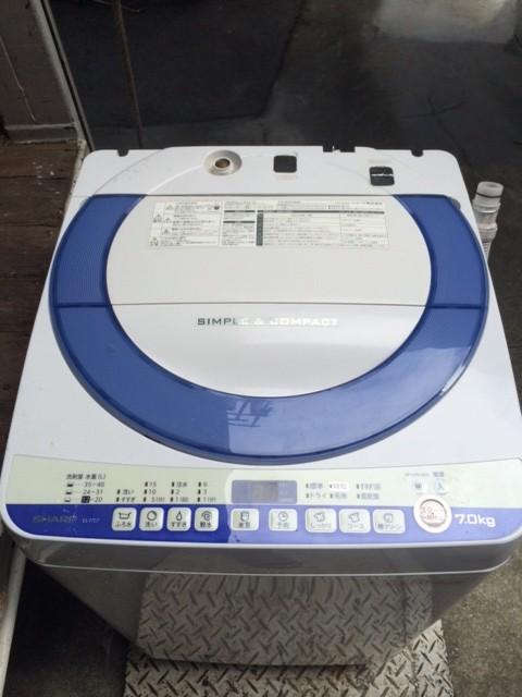 大型洗濯機買取