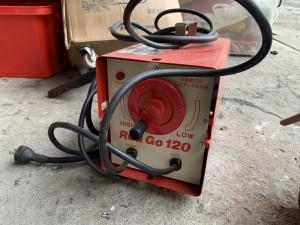 recycle-hirosima-syuttyoukaitori-fuyouhinn-welder-redgo120-heavyequipment