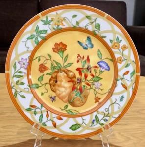 recycle-hirosima-syuttyoukaitori-fuyouhinn-HERMES-dish-plate