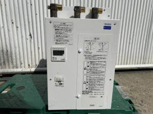 recycle-hirosima-syuttyoukaitori-fuyouhinn-toto-electricwaterheater-rek12a1cn