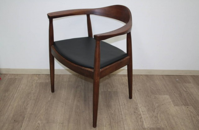THE CHAIR ザ チェア リプロダクト ウェグナー デザイナーズチェア ダイニングチェア W65×H76×D55×SH47㎝
