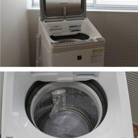 洗濯機8kg