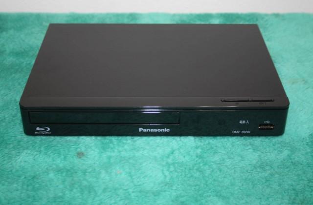 Panasonic ブルーレイディスクプレーヤー DMP-BD90 2018年製 買取り