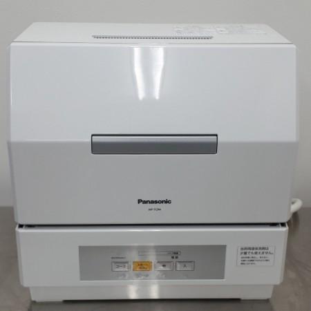 Panasonic 食器洗い乾燥機 3人用 プチ食洗 NP-TCR4 2017年製 買取り