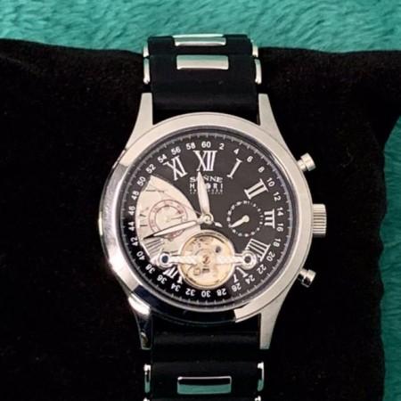SONNE HAORI H016SS-BK 岩城滉一コラボレーション メンズ腕時計 買取り