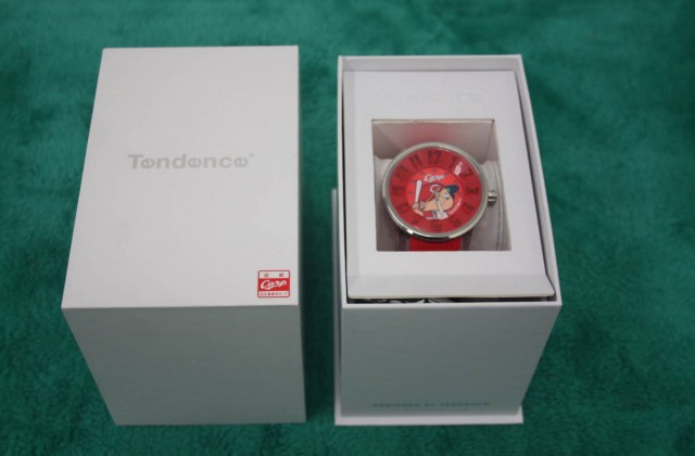 Tendence FLASH Carp Watch 限定品 買取り