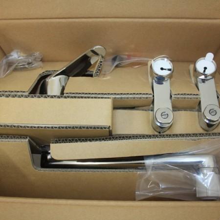 TOTO キッチン用シングルレバー混合栓 TKJ30C3R 新品未使用 買取り