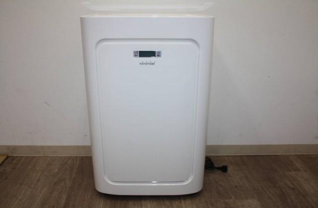 TOYOTOMI スポット冷暖エアコン TAD-2218W 2018年製 買取り