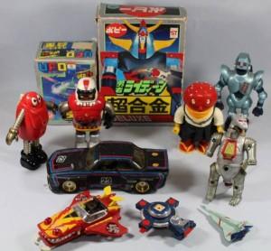 ブリキおもちゃ買取 広島